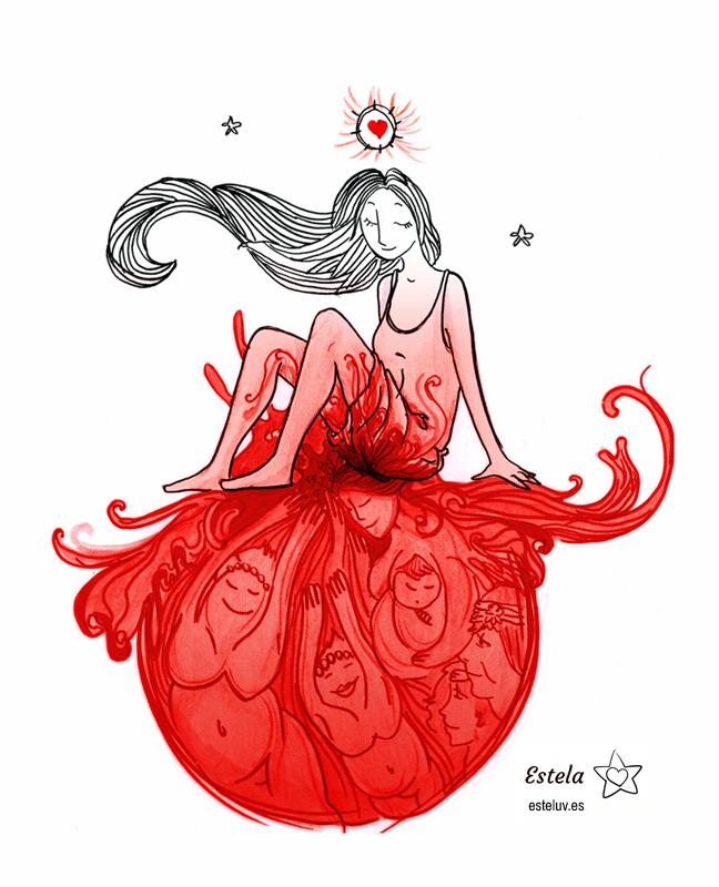 Preciosa-ilustración-Estela